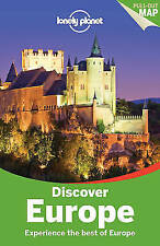 (Good)-Lonely Planet Discover Europe: 3 (Travel Guide) (Paperback)-Williams, Nic