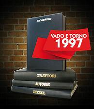 Rivista VADO E TORNO rilegata 1997