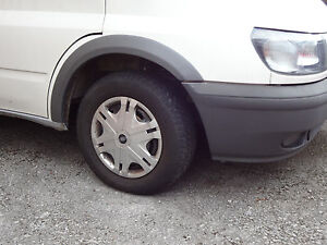 FORD TRANSIT SPORT ST WHEEL ARCH SET MK6 2000-2006 EASY FIT NO NEED TO PAINT