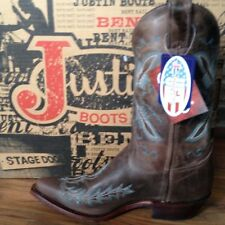 Size 9 Justin Boots