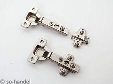 Scharnier Topfband 110° Eckanschlag Topfbänder Schrankscharniere für Tip-on