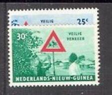 Ned Nieuw Guinea 73/74 Veilig Verkeer postfris/MNH