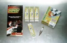 DENSO IRIDIUM POWER IU27 spark plugs x 4 for the KAWASAKI ZX6-R & ZZR600