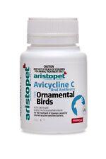 Aristopet Oral Antibiotic For Ornamental Birds Avicycline C 50g Medication