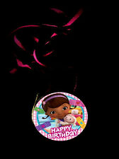 Doc Mcstuffins -Party Favors Toys Birthday Pinata Prizes Bags - 1  Medal