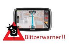 TomTom GO Navigatisgerät Blitzerwarner Radarwarner immer Aktuell !!!NEU!!!