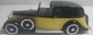 Corgi James Bond Goldfinger Rolls Royce Phantom III Sedance De Ville 1:36