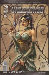 Grimm Fairy Tales Unleashed #0B VF; Zenescope | save on shipping - details insid
