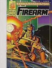 Comic Book - Firearm #1 September, 1993