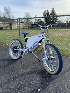 PK  RAPTOR 10,000watts 84v 50ah, Electric Bike Ebike ,QS V3 Motor Torque