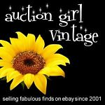 Auction Girl Vintage