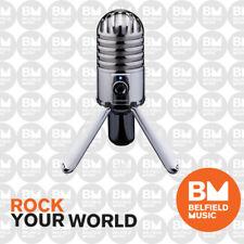 Samson Meteor Microphone USB Studio Condenser Mic Condensor - BNIB - BM