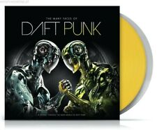 The Many Faces of Daft Punk Vinyl Album LIMITED EDITION  Coloured Vinyl