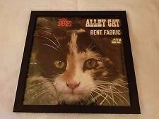 Bent Fabric Alley Cat Vintage Pop Rock Music Decorator Art Framed Vinyl LP 1962