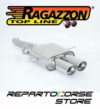 RAGAZZON SCARICO TERMINALI ROTONDI MINI R59 ROADSTER COOPER S 1.6 184cv