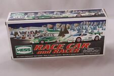 2009 Hess Race Car and Racer New in Box Real Lights and Sound