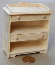 Wooden Single Item Miniature Cabinets & Cupboards for Dolls
