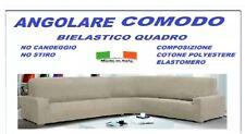 Copridivano ANGOLARE prodotto italiano massima aderenza (3 misure 12 VARIANTI)