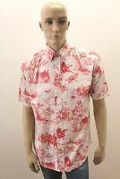 Camicia TOMMY HILFIGER Uomo Chemise Shirt Man Taglia Size M