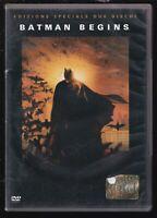 EBOND  Batman Begins EDIZIONE SPECIALE 2 DVD D559150