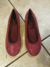 Vionic orthaheel Red Shoes