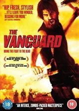 The Vanguard (DVD, 2008) Zombie Horror NEW SEALED PAL Region 2