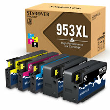 5x Druckerpatronen für HP 953XL OfficeJet Pro 7720 7730 7740 8210 8710 8715 8720