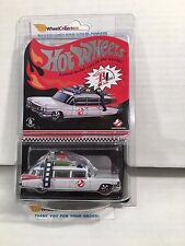 Ghostbusters Ecto-1 * RLC Redline Club * Hot Wheels * B12
