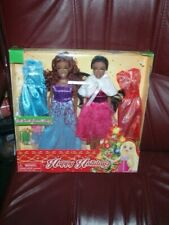 Lovely Patsy 2 Doll Set: Plus Extra Outfit: NEW Afro American Dolls