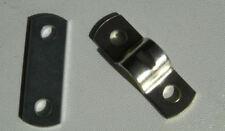 Cable de control de Silla De Montar Abrazadera & Cuña para los cables como Morse 33C Rojo tipos