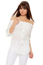 Camisa de mujer Blanco color principal blanco