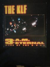 """The KLF Featuring The Children Of The Revolution – 3 A.M. Eternal 12"""""""