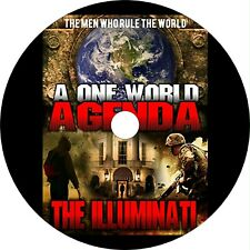 A One World Agenda: The Illuminati (2015) Documentary Dvd