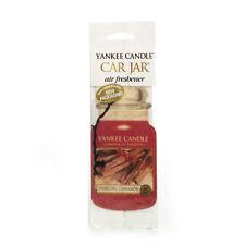 Yankee Candle Sparkling Cinnamon Car Freshener Jar Single 2d