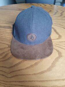 Volcom Cap Grey/brown
