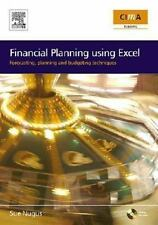 Financial Planning using Excel: Forecasting, Planning and Budgeting Techniques (