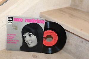 (Ep)  Anne Vanderlove - les souvenirs + 3 titres (EG 1030)