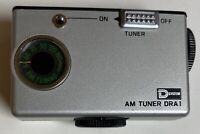 Olympus DRA1 AM Tuner Microcassette Recorder Accessory Pre-owned