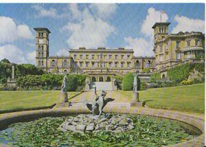 Isle of Wight Postcard - Osborne House - The Italian Garden - Ref TZ7210