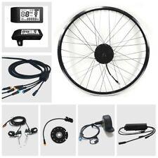 E-Bike Umbausatz Bafang Motor 36V 250Watt G.010.D mit LCD 500S Heck Hinterrad