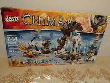 Lego 70226 Legends of Chima Mammoth's Frozen Stronghold - Sealed - Retired