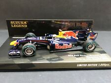 Minichamps - Sebastian Vettel - Red Bull - RB6 - 2010 -1:43 - Suzuka Legend