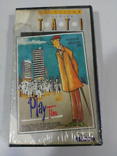 JACQUES TATI PLAY TIME VHS FILM CASTILLAN NEW NEUF
