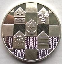 Croatia 1995 5th Anniversary of Republic 150 Kuna Silver Coin,Proof