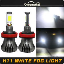 Error Free H11 H8  White  LED Fog Light DRL For BMW E71 X6 M E70 X5 E83 F25 X3