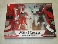 Ha 00004000 sbro Saban's Power Rangers Lightning Collection Lost Galaxy Red Ranger Psycho