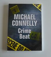 Crime Beat - by Michael Connelly - MP3CD  Unabridged Audiobook