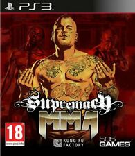 505 Games Ps3 - MMA Supremacy