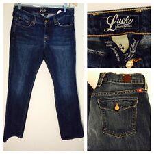 Lucky Brand Classic Rider Jeans Size:8/29