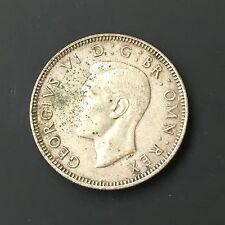 1944 One Australia Shilling